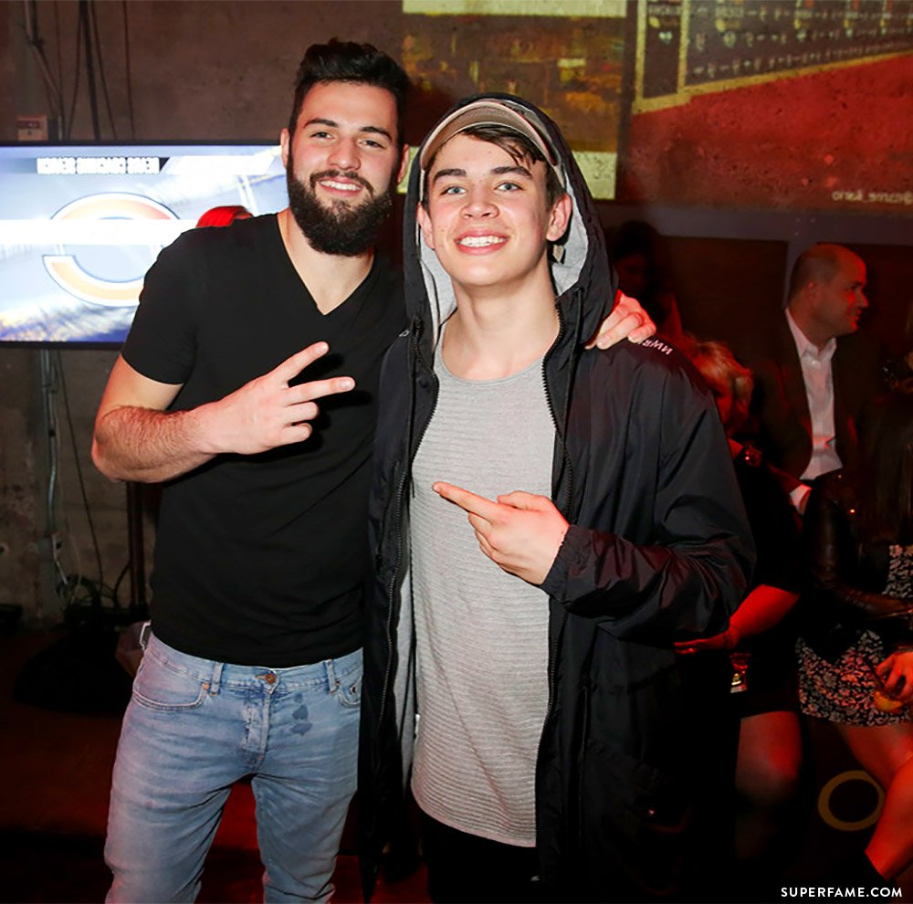Hayes Grier & Will Grier.