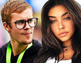 Justin Bieber and Madison Beer.