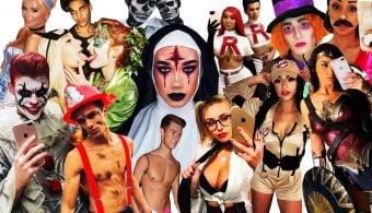 Halloween 2017 costumes.