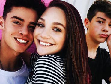 Maddie, Jack and Joey.
