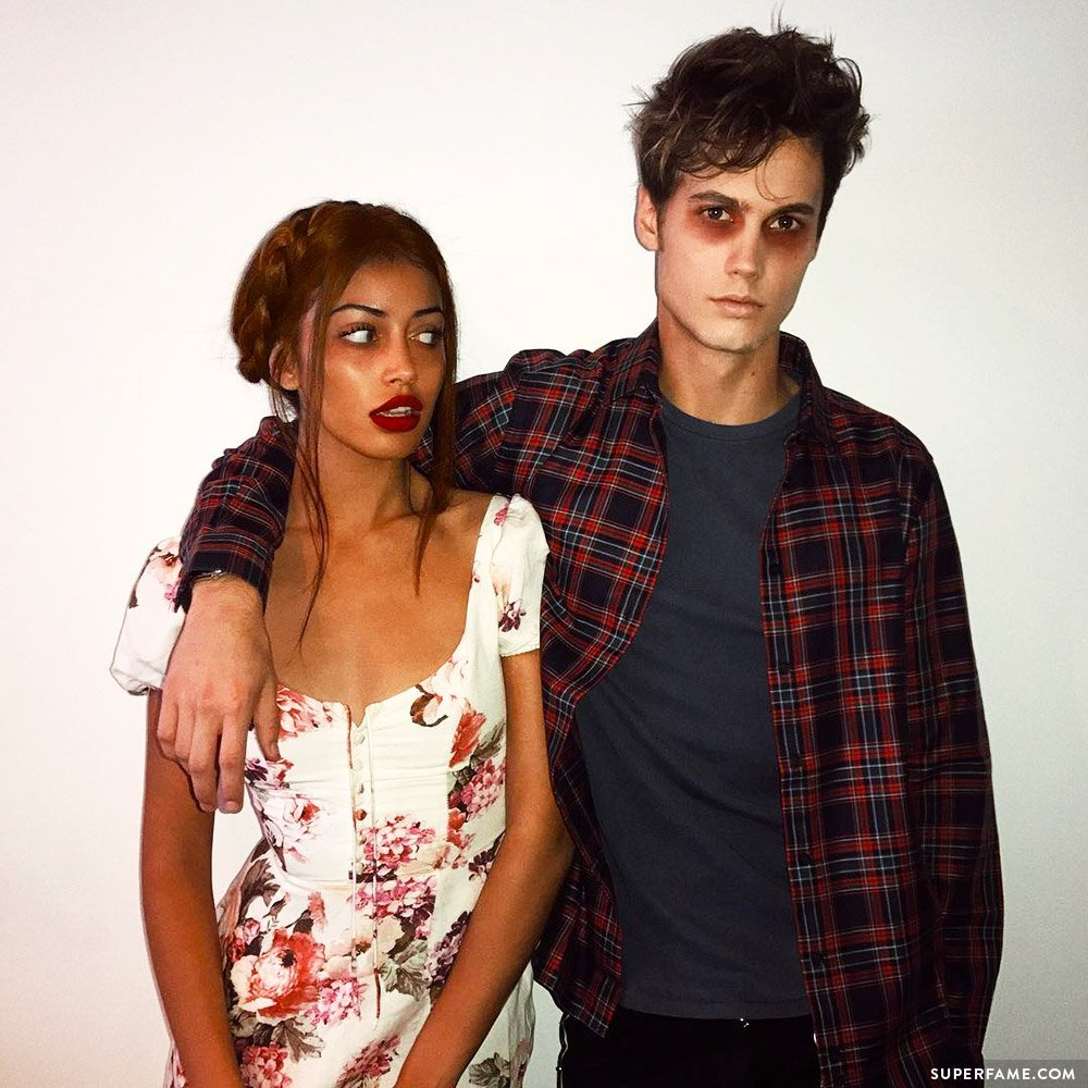 Joe Sugg u0026 Zoella  sc 1 st  Superfame & See What 150 YouTubers Did for Their Halloween Costumes This Year!